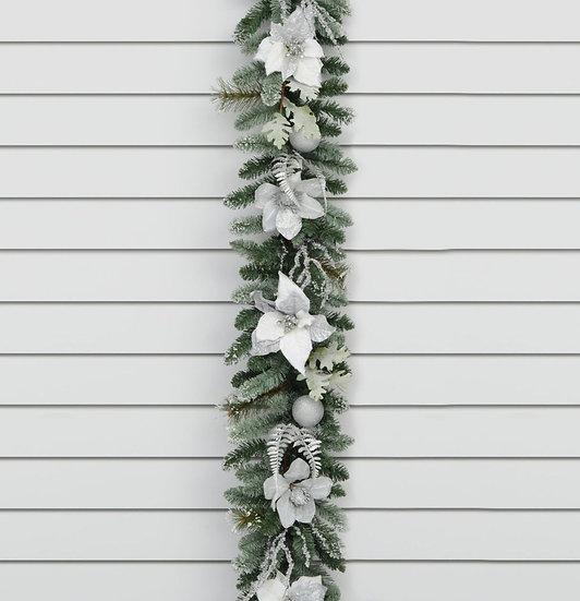 Decorated Garland