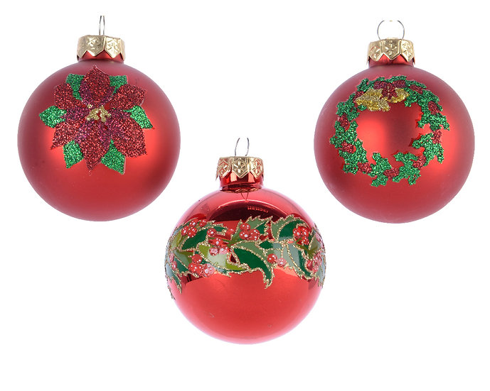 Glass Bauble