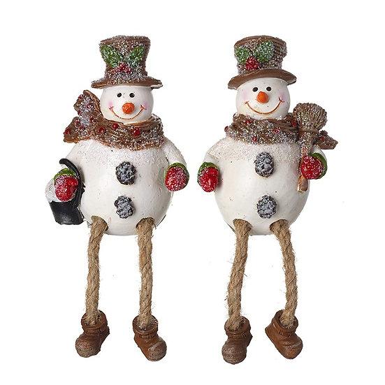Snowman Shelf Sitter