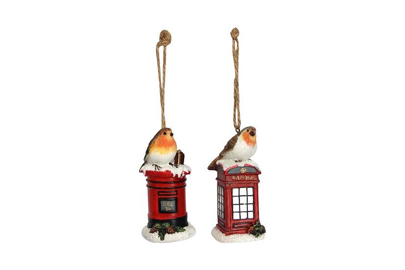 Robin Ornament hanger