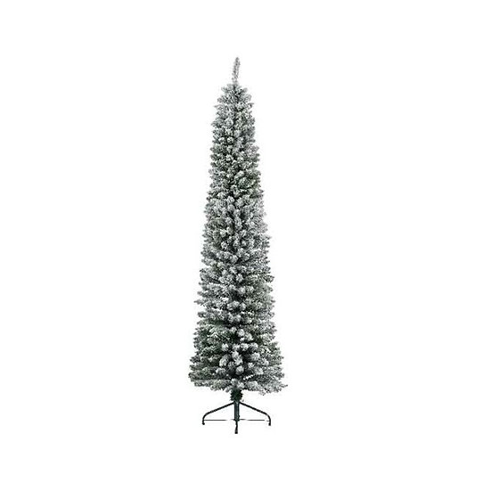Frosted Pencil Tree