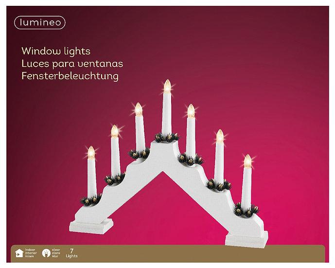 LED Welcome Lights