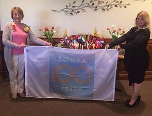 Zonta International 100 Year Anniversary