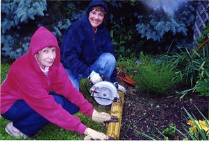 Zonta Locust St 2005 edging garden C&A.j