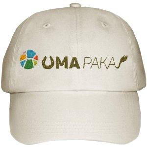 UMAPAKA キャップ[カラー:ベージュ1]