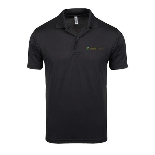 UMAPAKA ポロシャツ(ブラック)