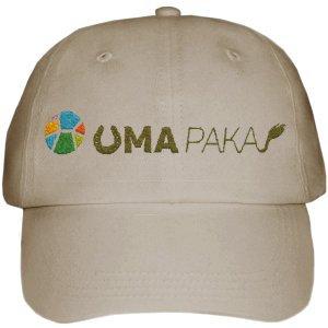 UMAPAKA キャップ[カラー:ベージュ2]