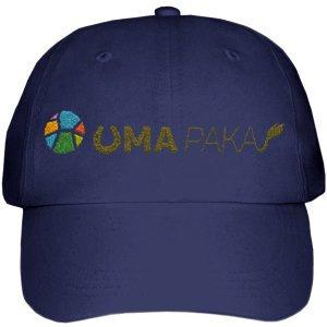 UMAPAKA キャップ[カラー:ネイビー]