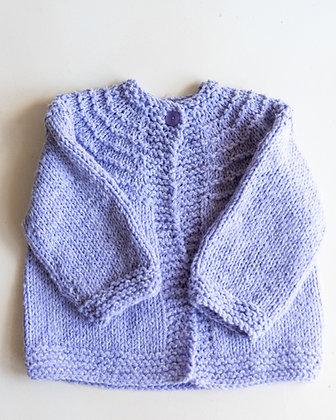 Mauve Child's Sweater