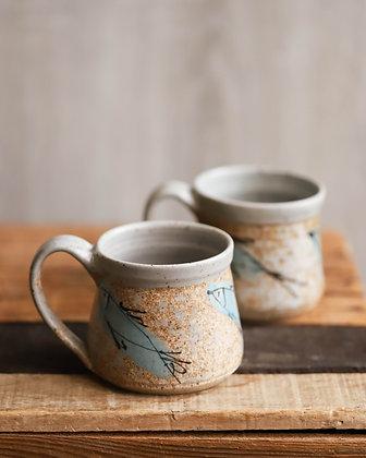 Short Fish Mug