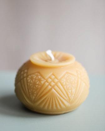 Crystal Ball Candle