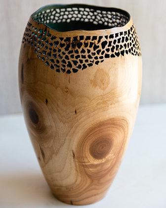 Mayday Pierced Vase