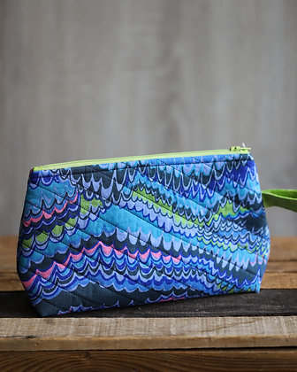 Colourful Zippered Pouch
