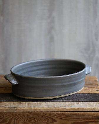 Grey Casserole Dish