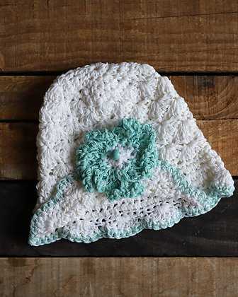 Child's Crocheted Hat