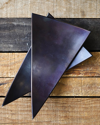 Triangular Iron Plates