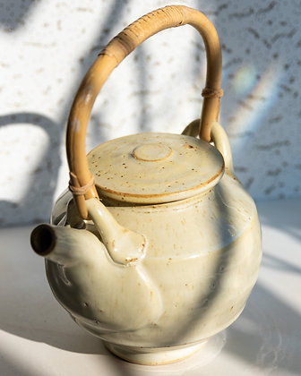Cream Tea Pot