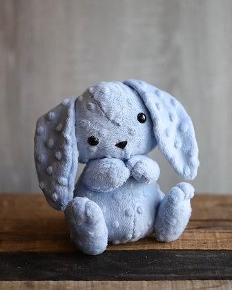 Blue Bunny Plushie
