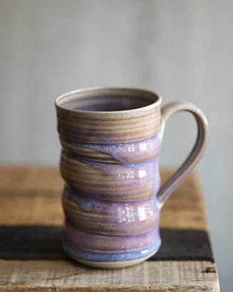 Purple Swirl Mug