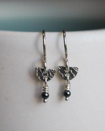 Minimal Sterling Silver Earrings