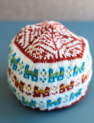 Patterned Women's Hat