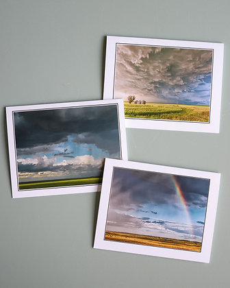SK Skyscape Cards (Pack of 3)
