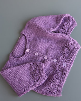 Child's Hand-Knit Sweater