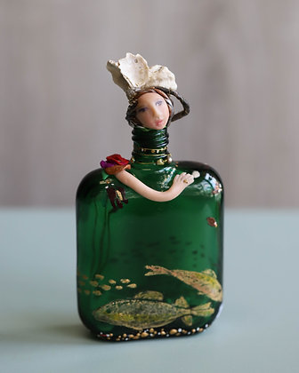 Decorative Mermaid Bottle