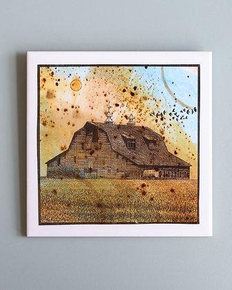 Old Barn Wall Tile