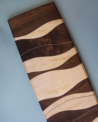 Walnut & Maple Cutting Board