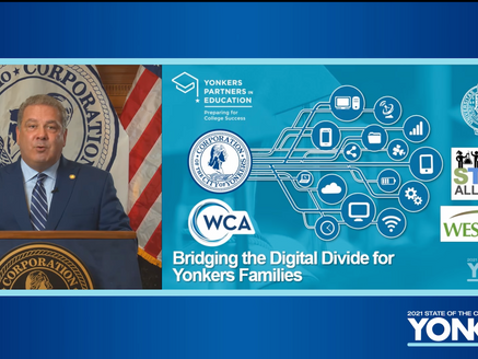 YPIE Students to Participate in Y-Zone, An Innovative Internet Access Project In Yonkers