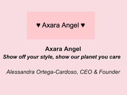 Entrepreneur: Alessandra