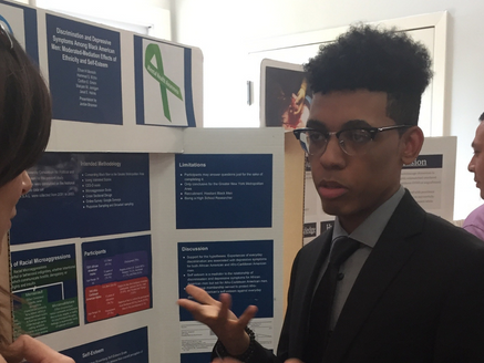 Inaugural STEM Symposium Features Cutting-Edge Research by Yonkers High School Students