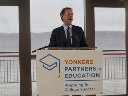 Aspen Institute President and CEO Dan Porterfield Presents How YPIE Counters 5 Myths in Education
