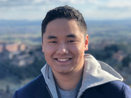 Volunteer Spotlight: Max Han