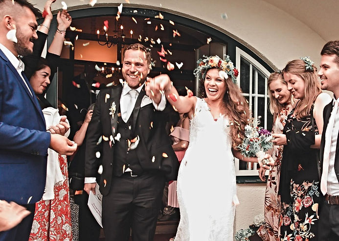 Sossi Formals Wedding