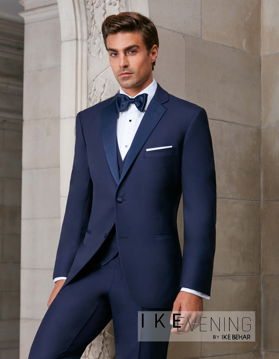 Ike Evening -Slim Fit- Navy