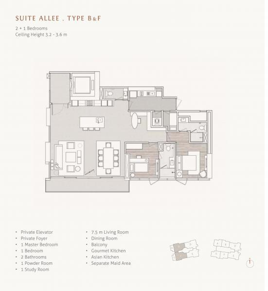 Lavie-all-Suites-apartemen-Tower-ALLEE-2
