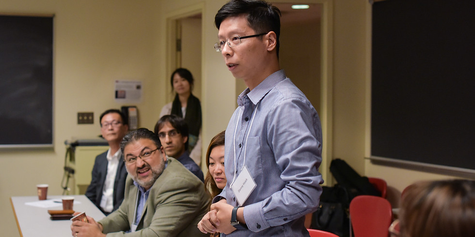 Mentor Monday - Danny Hsieh (March 20)