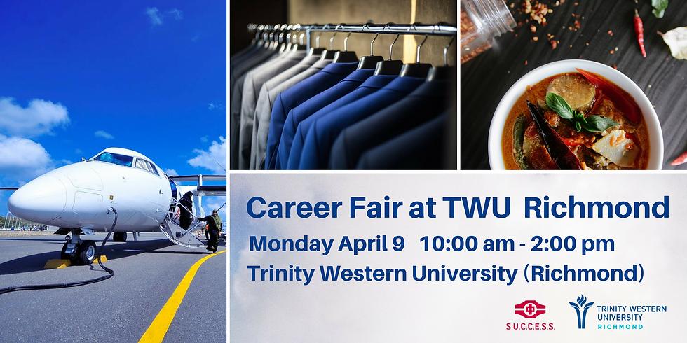 Career Fair at TWU Richmond