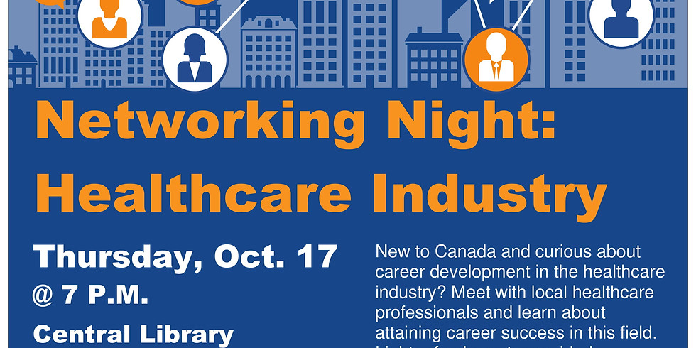 Networking Night: Healthcare Industry (Vancouver)