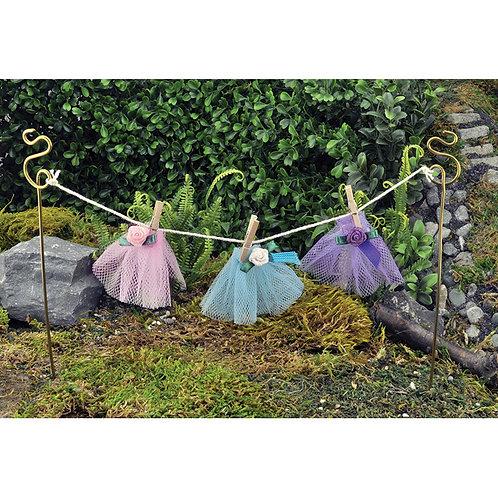 Fairy Clothes Line w/picks