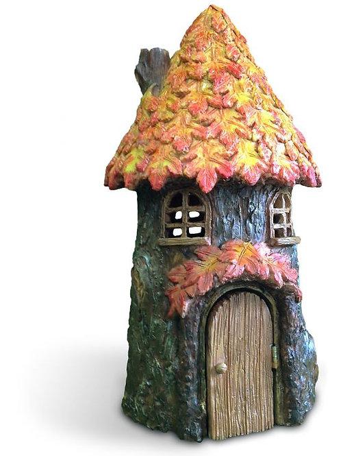 Autumn Leaf House