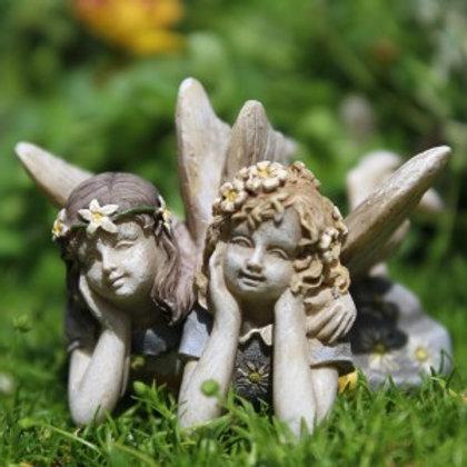 Fairies Iris & Lyla