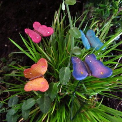 Mini Butterflies set of 4