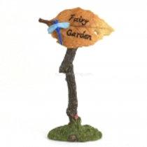 """""""Fairy Garden"""" Sign"""