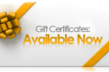 Harmony Hollows Gift Certificate