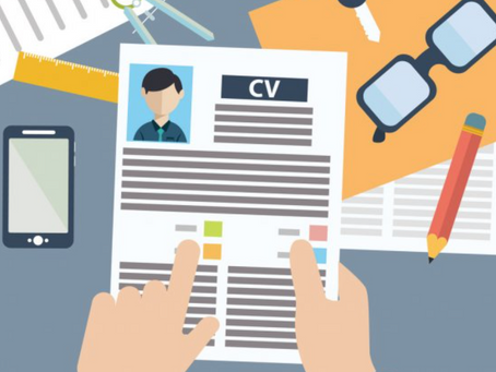 The CV is dead! Long live the CV!