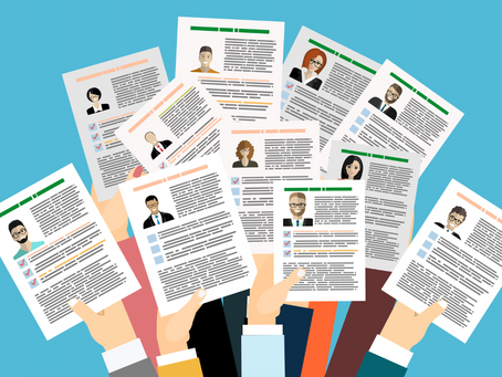 How to write a cover letter with some Zing!