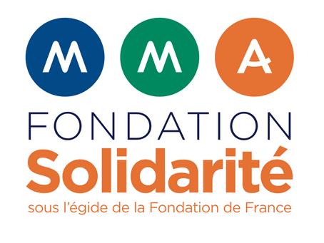 Soutien officiel de la Fondation MMA Solidarité !